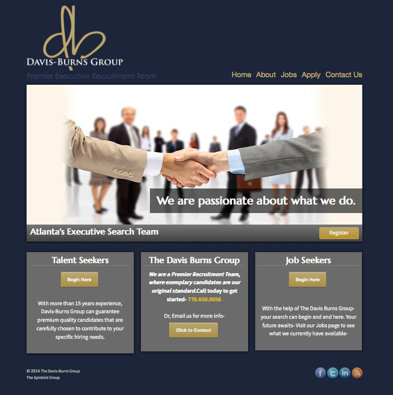 Web Design- Our Projects