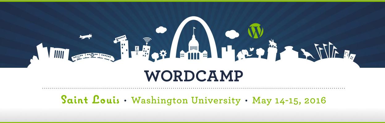 WordCamp St. Louis 2016