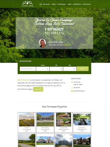 realtor website