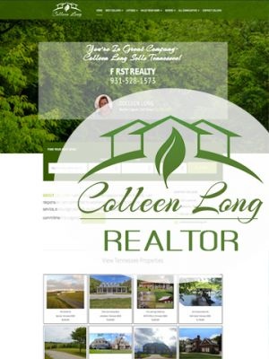 Colleen Long, realtor Tennessee