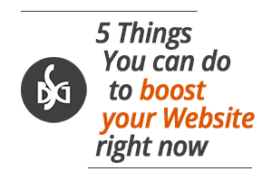 5 Things You Can Do Right Now to Improve Your Website in 7 Days
